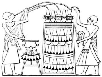 Ancient Wine Making